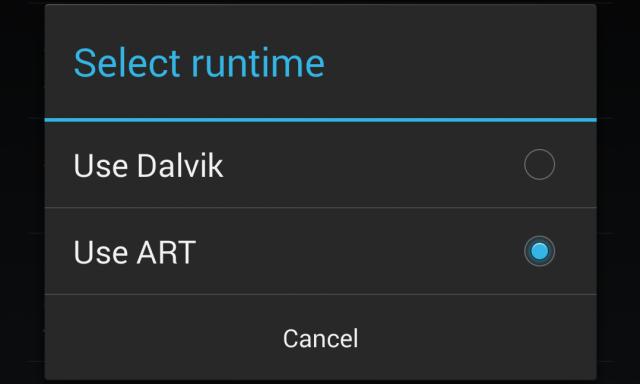ART-enable