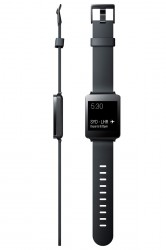 G Watch Black 1