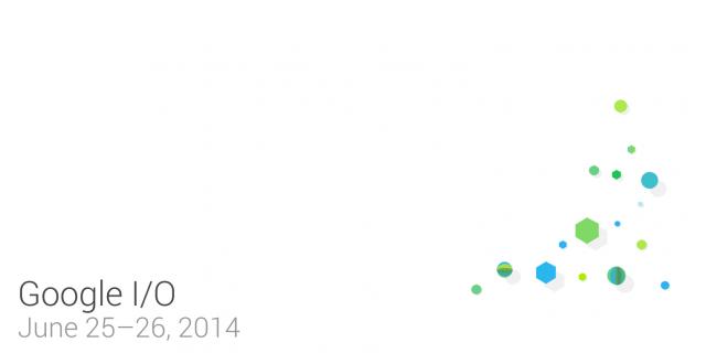 Google IO 2014 Header