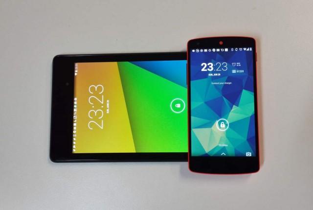 Nexus7-Nexus5
