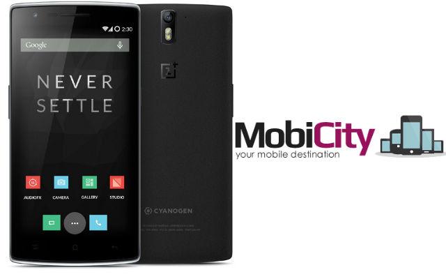 OnePlus One 64GB Mobicity