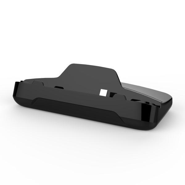 Micro USB Desktop Dock Charger Cradle USB Sync fits Case - Back