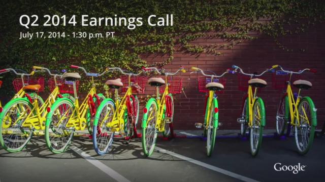 Q2 2014 Earnings Call