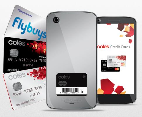 Coles Wallet App
