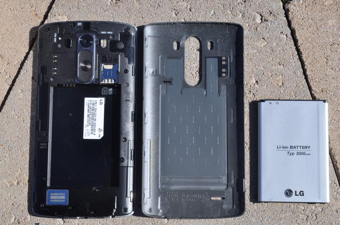 Battery - Qi - Phone