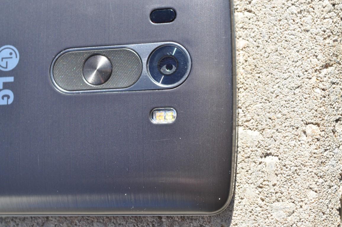 Camera, Flash and Laser Auto Focus