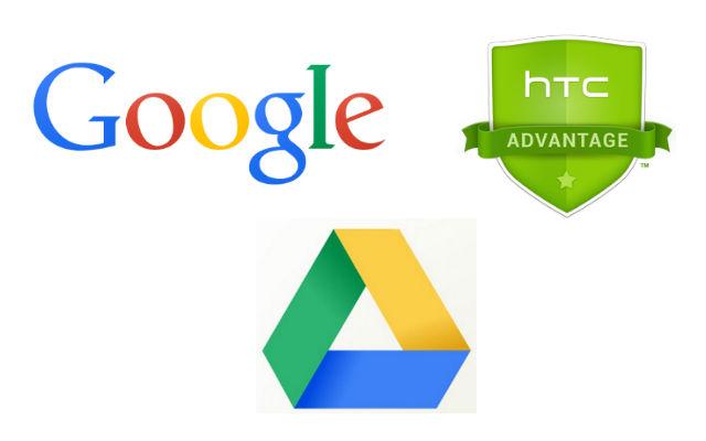 Google - HTC Advantage Drive