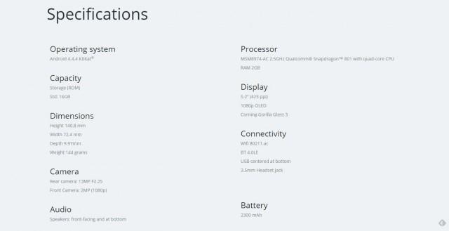 Motorola New Moto X website 11