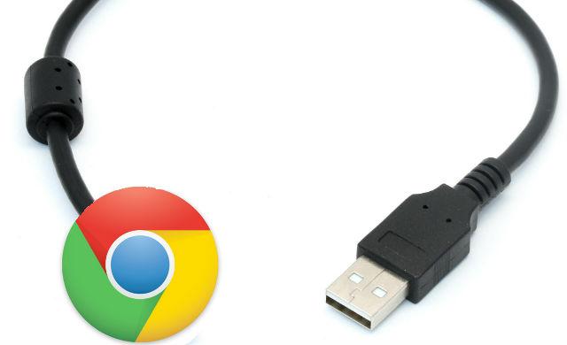 USB to Chrome