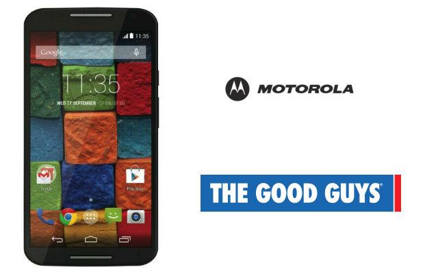 Good Guys - Moto X