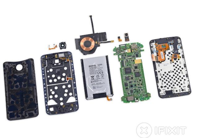 Nexus 6 - iFixit