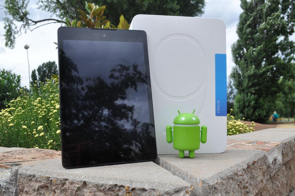 Nexus 9 - Header