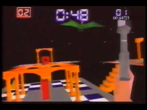 Dactyl Nightmare - the 'Good' old days of VR