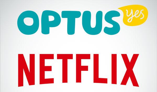 Optus - Netflix