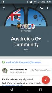 G+ Communities