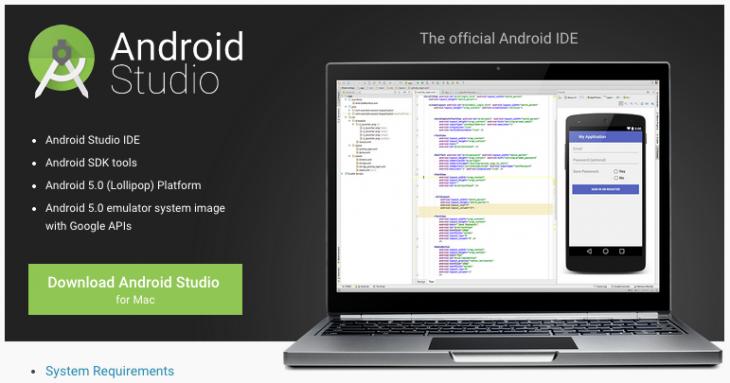 Android Studio 1.2