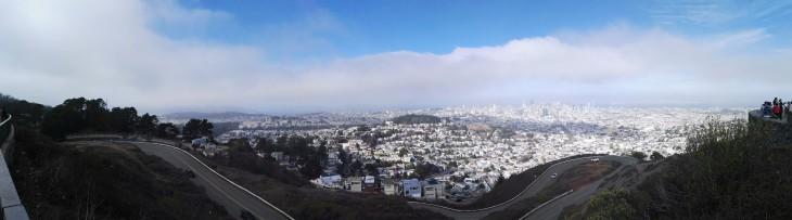 San Francisco's Twin Peaks