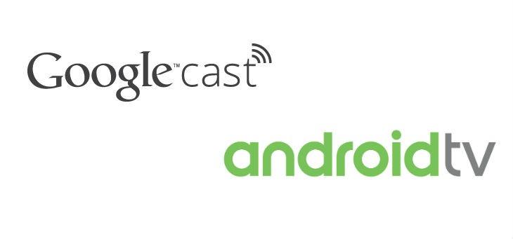 Google Cast - AndroidTV