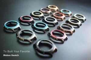 Xwatch dials