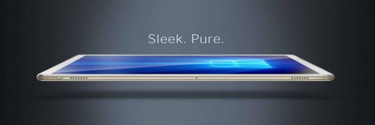 Huawei Mate Book - Sleep - Pure