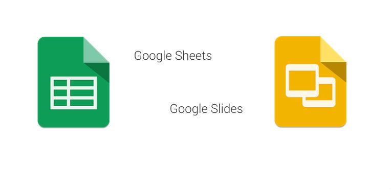 Slides - Sheets