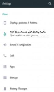 HTC 10 Boomsound