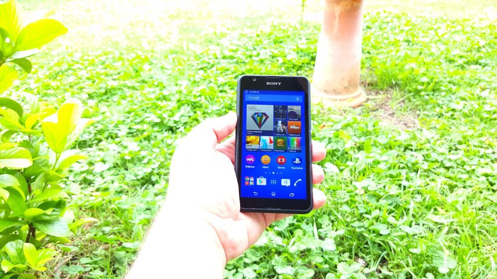 Sony Xperia E4g – Review