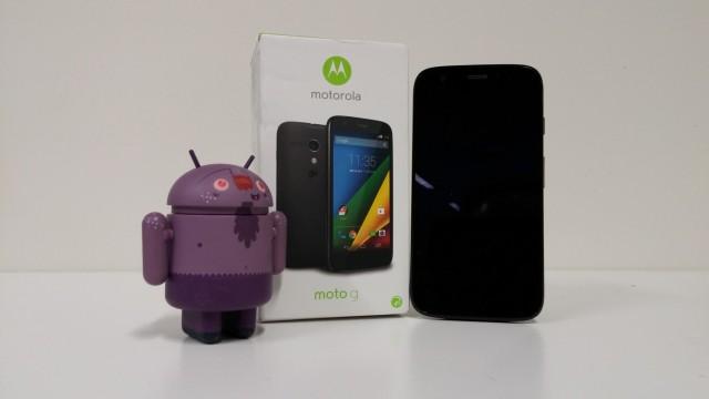 Moto G 4G — Mini Review