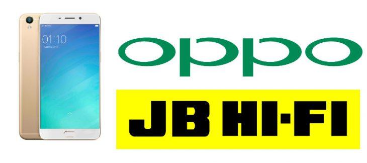 Oppo R9 - JB