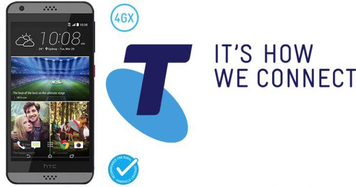 Telstra HTC Desire 530