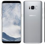 Galaxy S8 Silver