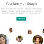 family sharing headder