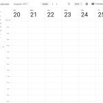 Google Calendar – Material (3)
