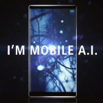mate 10 mobile AI