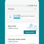 Files Go – Play Store screenshot