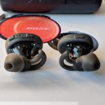 SoundSport Free buttons