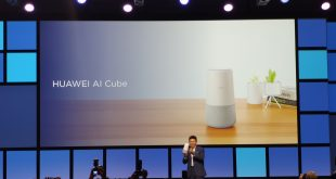Huawei announce the Huawei AI Cube Alexa smart speaker with built in 4G router, but it's not coming to Australia