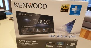 Kenwood DDX9018DABS review: Android Auto on a HD display
