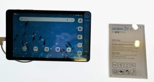 Alcatel 3T 8 Android Oreo Go Edition Tablet hands on at IFA 2018