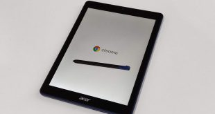 Acer Chromebook Tab 10: the first of a whole new generation