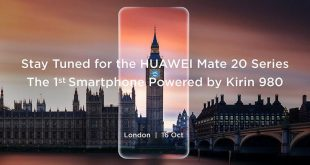 Where to watch the Huawei Mate 20 Pro launch event from London