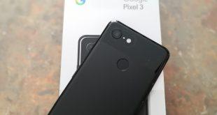 Google Pixel 3 First Impressions