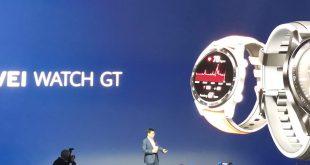 Breaking: Huawei announces Huawei Watch GT as companion to Mate 20 series