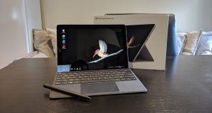 Microsoft Surface Go: an Ausdroid review