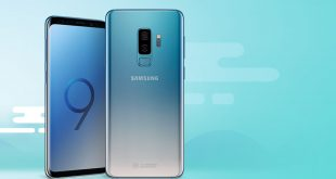 Samsung's new Ice Blue gradient colour variant of the Galaxy S9 is gorgeous
