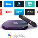 Telstra TV with Google Assistant