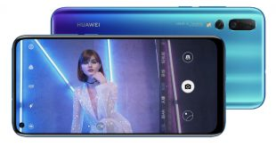 Huawei announces the Nova 4 with 4.5mm display hole and 48MP rear camera