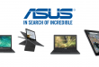 Asus announces their first ChromeOS tablet along with a refresh of their Chromebook lineup