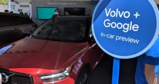 Volvo commit to Android Automotive inside a production model, coming 2020