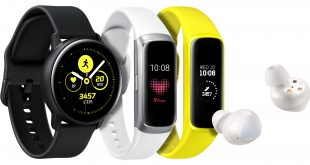 Samsung brings three new wearables to Unpacked: Galaxy Watch Active, Galaxy Fit and the Galaxy Buds
